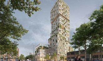 عکس: بلندترین ساختمان چوبی اروپا در برلین احداث می شود