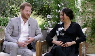 Zrada královny či důkaz prohnilosti monarchie. Zpověď Meghan a Harryho vyvolala bouřlivé reakce