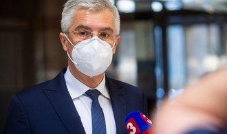 Slovenská vládní krize pokračuje. Demisi podali další dva ministři