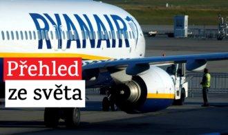 Ryanair v létě obnoví 80 procent svých letů. Členové NATO se přou kvůli Nord Streamu 2