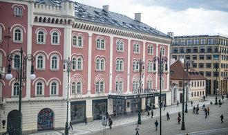 Nejdražší budovou Česka je pražské Palladium. Vlastní ho nejaktivnější investor v Evropě
