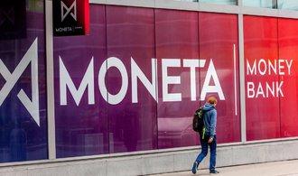 """Rekordní insider obchod s akciemi Monety. Manažer investoval miliony do """"nové"""" banky"""