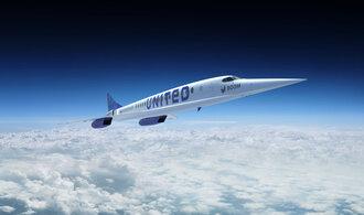 شرکت هواپیمایی یونایتد با صرف میلیاردها دلار در هواپیماهای مافوق صوت سرمایه گذاری می کند