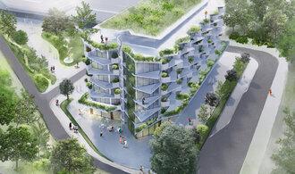 معمار جیرزیکنا سعی خواهد کرد برای دومین بار به پراگ بازگردد.  دوباره با توسعه دهنده Central Group