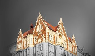 گران ترین آپارتمان در جمهوری چک دارای آسانسور خصوصی و استخر گرم است.  در سه طبقه گسترده شده است
