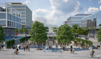 OBRAZEM: Praha odhalila budoucí podobu trasy metra D. Výstavba může nabrat další zpoždění