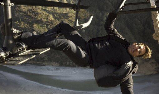 Mission: Impossible po šesté. Nezničitelný Tom Cruise předvádí další kousky