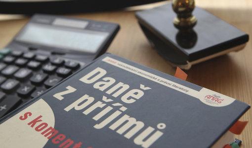 Vše, co potřebujete vědět o dani z příjmu v 10 bodech