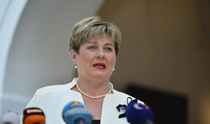 Místopředsedkyně Starostů Kovářová: Volilo nás 250 tisíc lidí. Pro tyto hlasy si jdeme