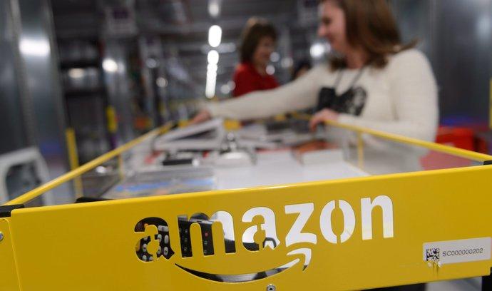 Amazon otevře tisíce pracovních míst, postupně mění princip svého podnikání