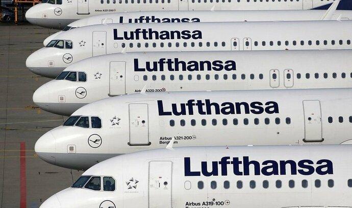 Lufthansa prudce zvýšila zisk na 46 miliard, pomohla levná ropa