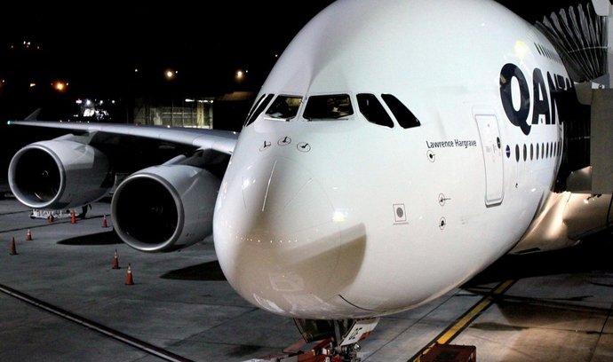 Nejbezpečnějšími aerolinkami zůstávají Qantas, špičky se drží i ČSA