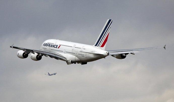 Air France nevyhovují obří airbusy. Zrušila zbývající objednávky