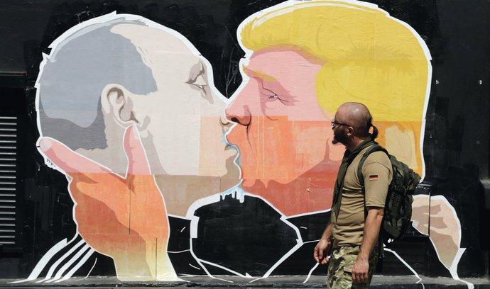 Putinova boxerská propaganda