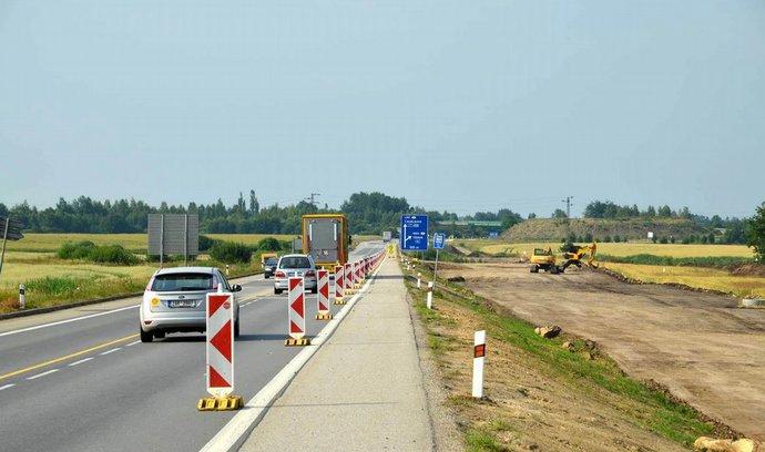 Dostavbu dálnice D4 zaplatí soukromníci, vláda schválila PPP projekt