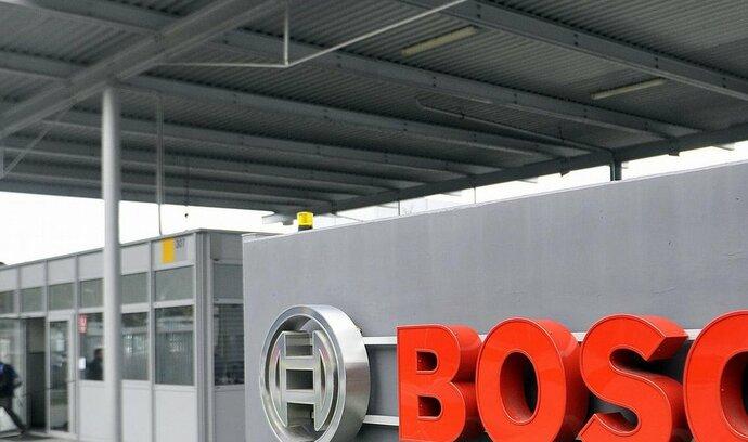 Výrobci autodílů Bosch v ČR loni stouply tržby na 14 miliard korun