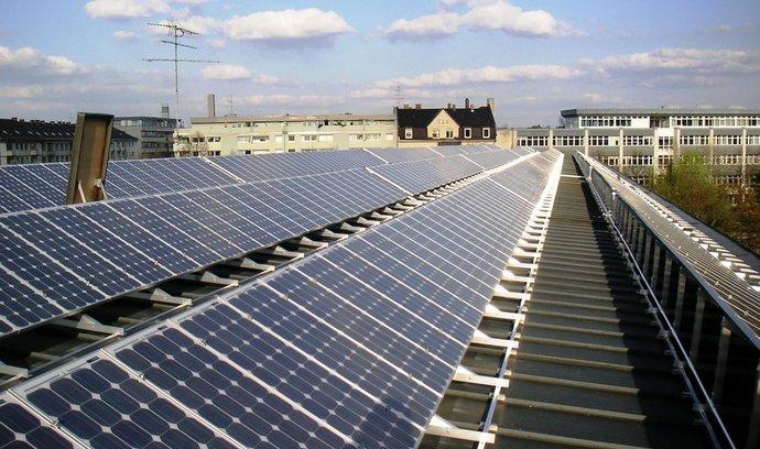 ERÚ přizná obnovitelným zdrojům 42 miliard, nařízení vyšlo ve sbírce