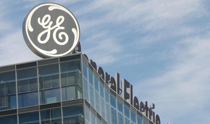 GE vzrostl zisk o 36 procent, příjmy však klesly