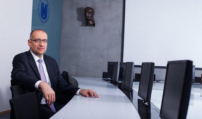 Rektor je něco mezi politikem, soudcem, psychiatrem a zpovědníkem, říká rektor Masarykovy univerzity Mikuláš Bek