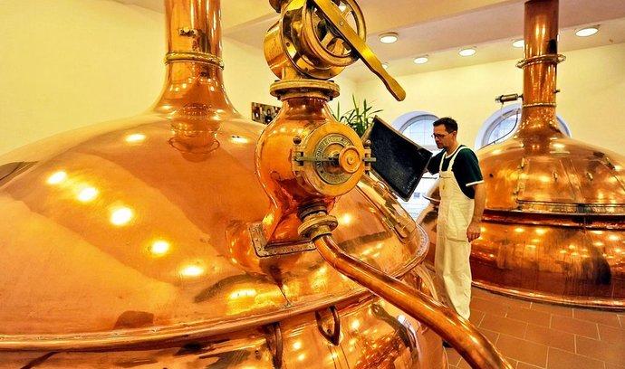 Bernard rozšiřuje varnu, nově uvaří až dvojnásobek piva