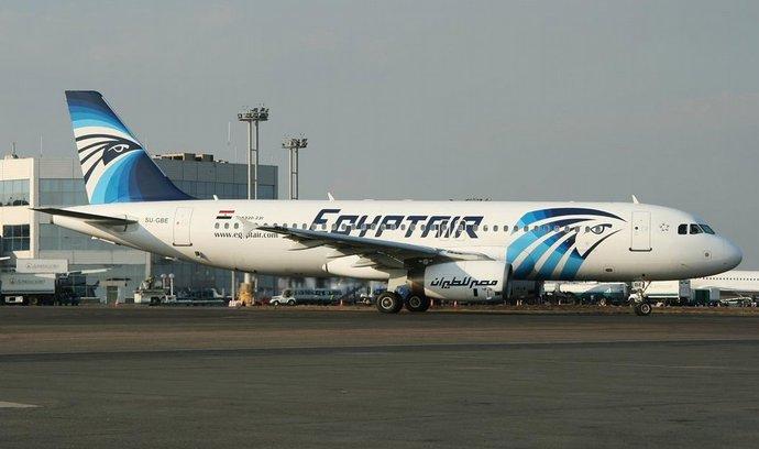 Květnový pád letadla Egyptair způsobila výbušnina