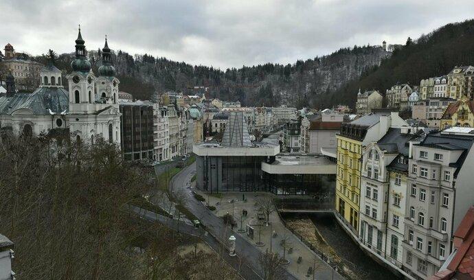 Karlovy Vary: poblíž muslimské modlitebny se střílelo