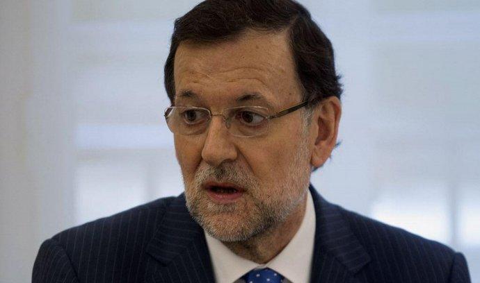 Španělský premiér živí šanci na velkou koalici