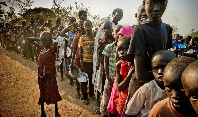 Kam půjdou? V Jižním Súdánu hrozí hlad až 5,3 milionu lidí