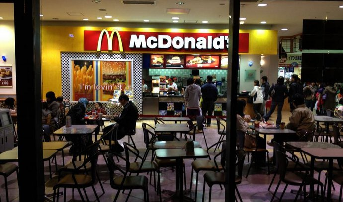 McDonald's plánuje 1500 nových restaurací v Číně a Jižní Koreji