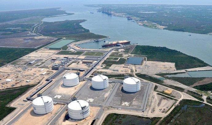 USA by se už příští rok mohly stát čistým vývozcem plynu