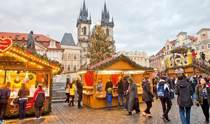 Ruské turisty nepřilákaly ani vánoční svátky