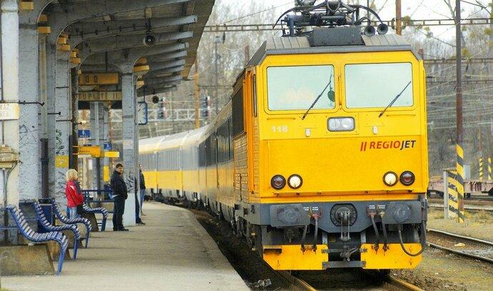 Dráhy se snaží zabránit vstupu RegioJetu na trať do Bratislavy