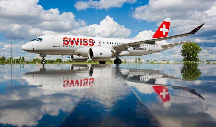 Bombardier vyzývá Airbus a Boeing, výsledek rozhodne o jeho budoucnosti