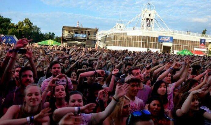 Pravidla pro získání vstupenek na festival Metronome