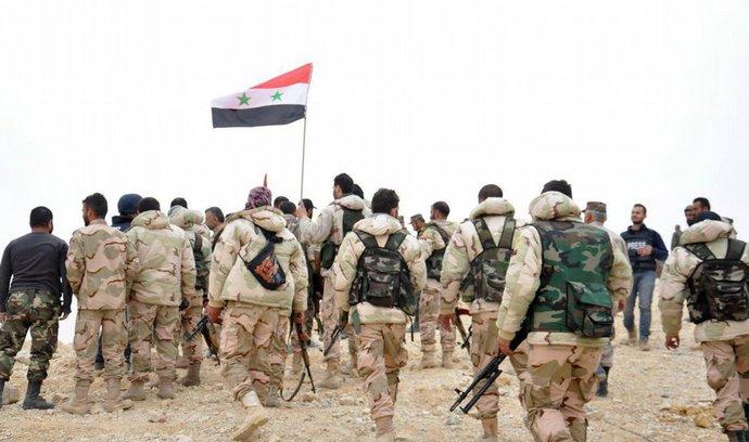 Syrská vláda uzavřela po bojích s Kurdy příměří