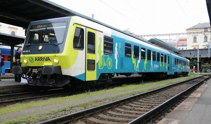 Revoluce na kolejích: Arriva nabídla nižší cenu než ČD, míří na mosteckou trať
