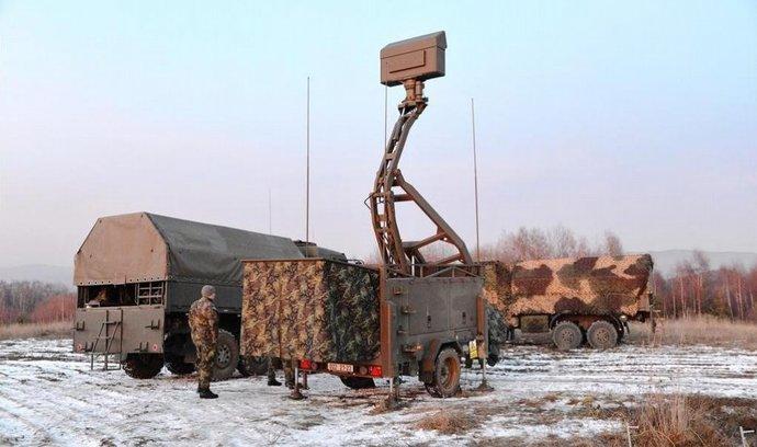 Slovensko podobně jako Česko vypíše vlastní tendr na armádní radary