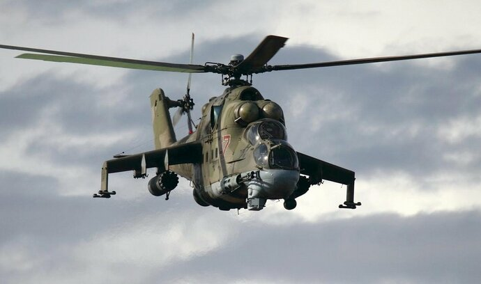 Islamisté zničili Rusům v Sýrii čtyři vrtulníky, tvrdí agentura Stratfor