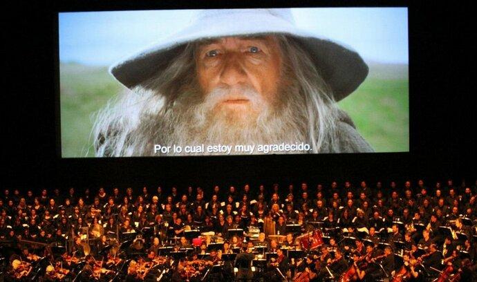 O2 arena nabídne Pána prstenů za doprovodu symfonického orchestru