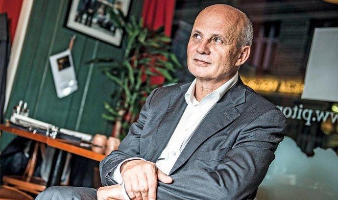Michal Horáček  Potřebujeme skutečné lídry e016a4f1a9