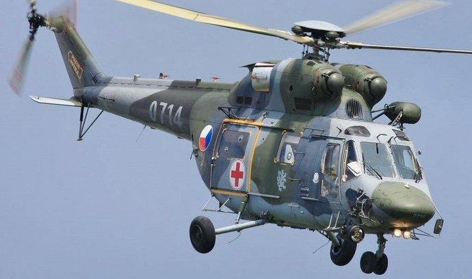 Servis vrtulníků Sokol zajistí české armádě jejich polský výrobce