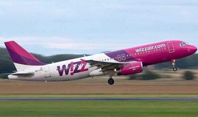 Zisk aerolinek Wizz Air v pololetí stoupl o 15,2 procenta