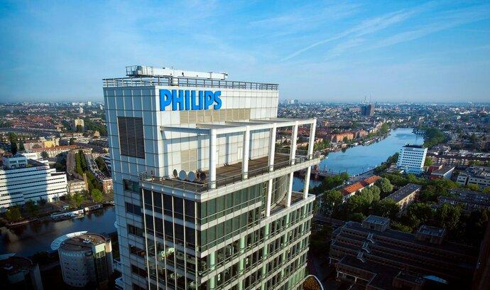 Philips zřejmě pošle na burzu svou divizi, největšího výrobce osvětlení na světě