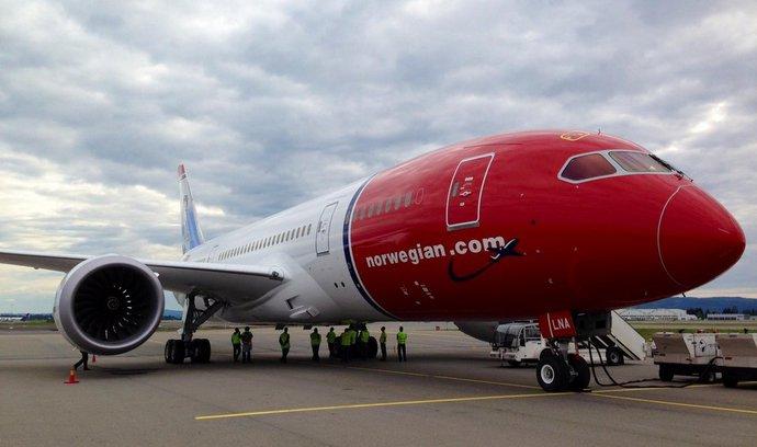 Problémy Dreamlinerů nekončí, v Norsku je musí nahrazovat Airbusy