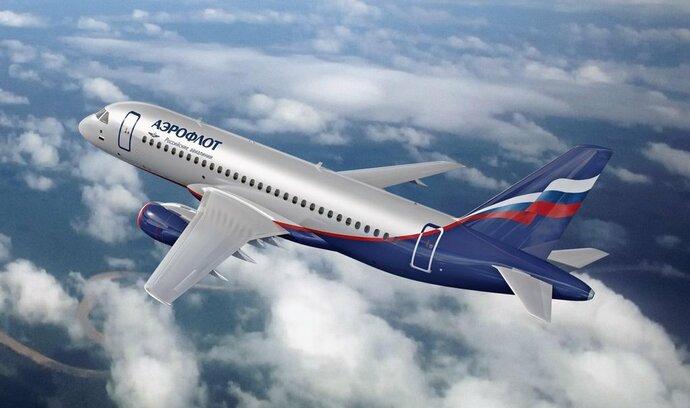 Ruské aerolinky nesmí na Ukrajinu, zákaz omezuje i tranzitní lety