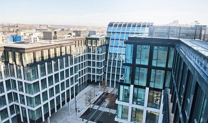 Česko-slovenští miliardáři ovládli výstavbu kanceláří