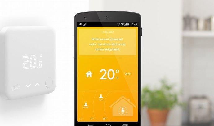 Dcera ČEZ investuje do prodejce chytrých termostatů