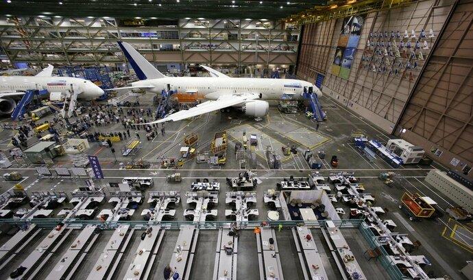 Boeing: Čínská flotila letadel se v příštích 20 letech ztrojnásobí