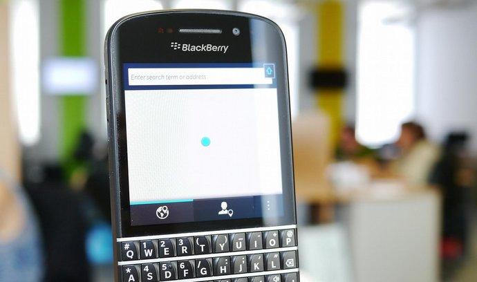 BlackBerry zrychluje pátrání po kupci, prodej chce stihnout do listopadu
