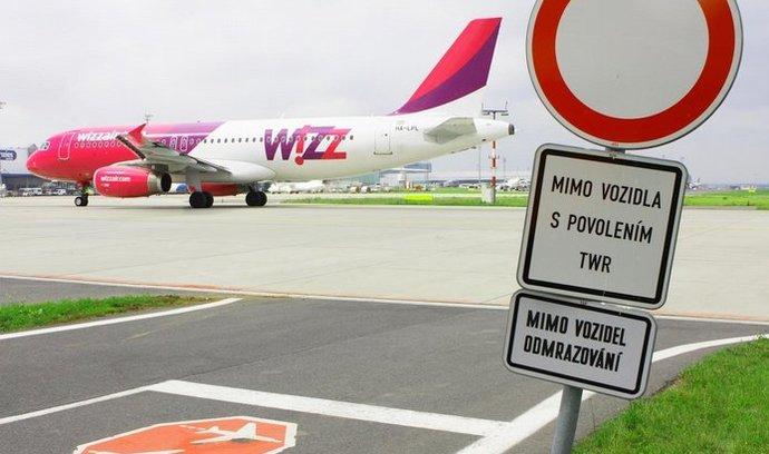 Wizz Air zlikvidoval českou dceru